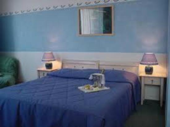 Hotel de la Presqu'ile : Chambre 1