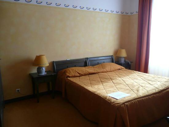 Hotel de la Presqu'ile : Chambre 2