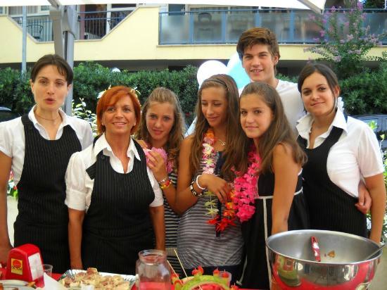 Hotel Tre Stelle : Staff