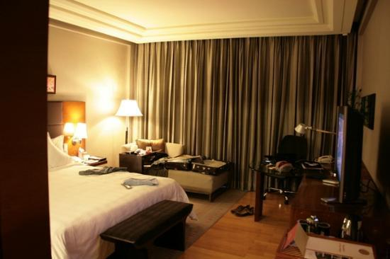 Crowne Plaza Hotel Gurgaon: Zimmer