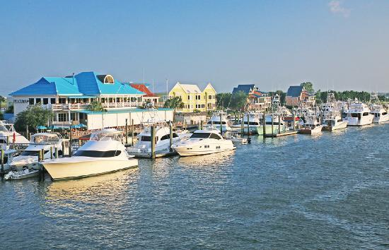 Wilmington, NC: Intracoastal Waterway