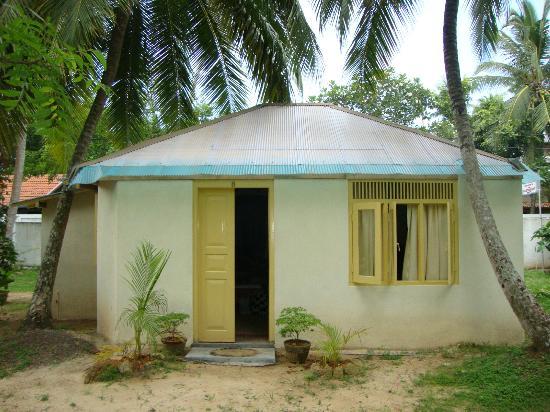 Club Mirissa: Garden bungalow