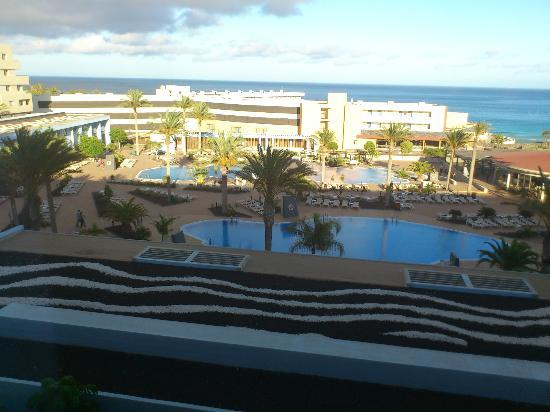 Iberostar Playa Gaviotas Park: vistas desde la habitacion