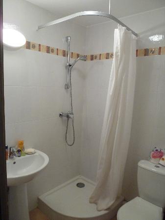 Résidence La Closerie : Salle de douche