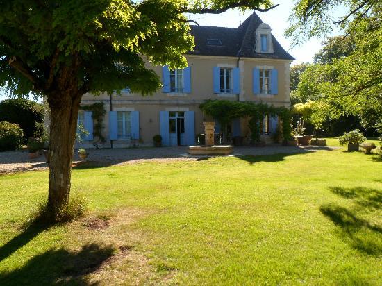 Chateau Gauthie: Main building