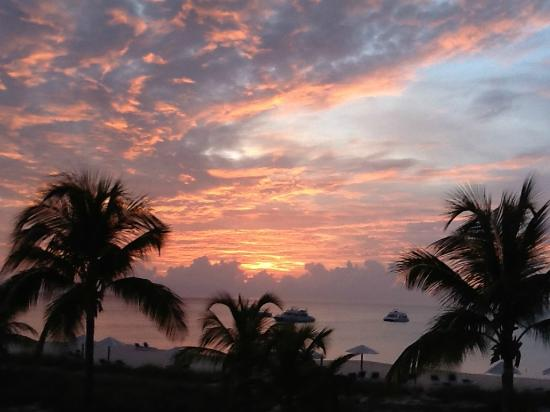 Club Med Columbus Isle : Every day Sunset!!