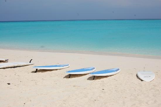 Club Med Columbus Isle: New Paddleboards