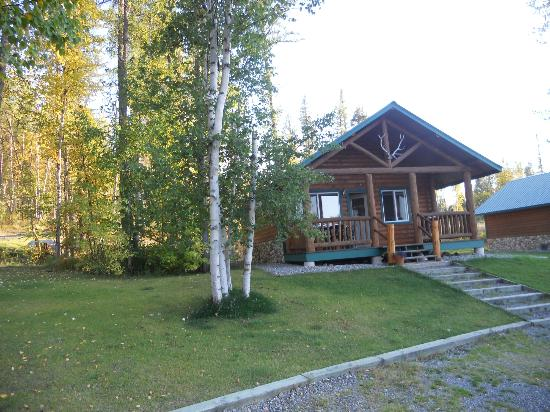 Glacier Outdoor Center: Quaint, Clean Cabins!