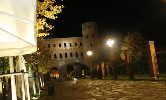 Vulkania: Porte Palatine Torino