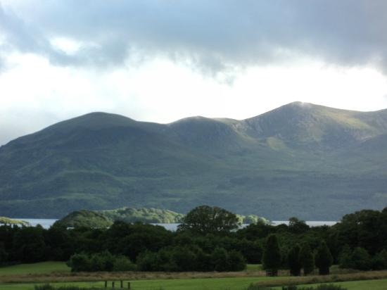 Castlerosse Hotel & Holiday Homes : View from lodge bedroom