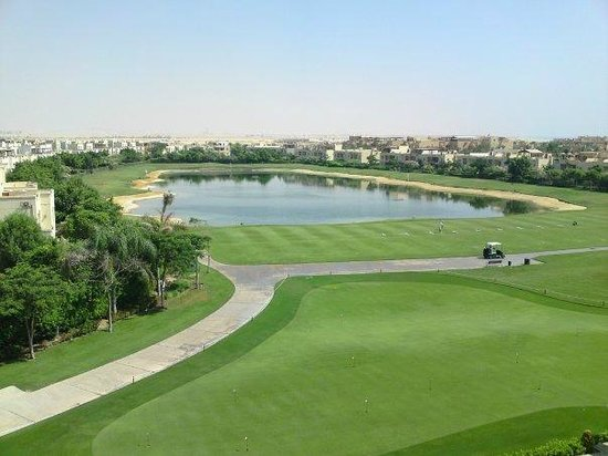 Stella Di Mare Golf Hotel, Ain Sukhna: Golf View Room