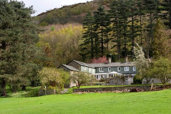 The Coach House Restaurant at Ravenstone Lodge : Ravenstone Lodge