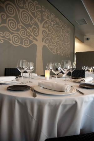 Restaurante La Calesa: Detalle Mesa