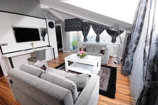 The Marions Suite: Penthouse Suite