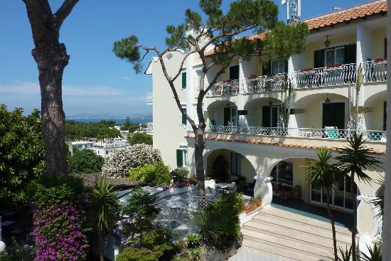 Hotel Hermitage & Park Terme: Hermitage 2012-07