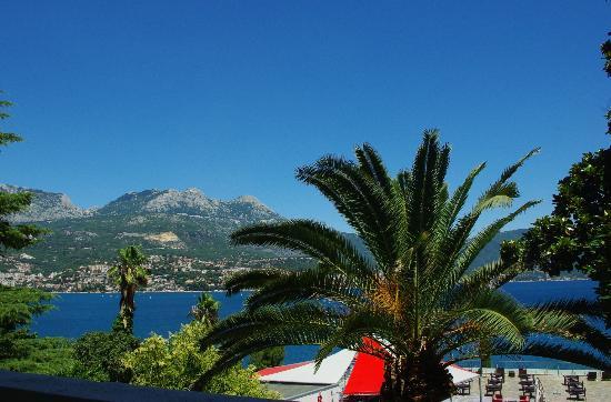 Precise Club Hotel Riviera Montenegro: balcony view