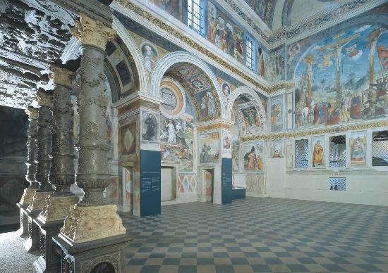 Brescia, Italia: Il Coro delle monache