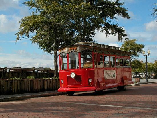 Wilmington, N.C. Trolley Tour