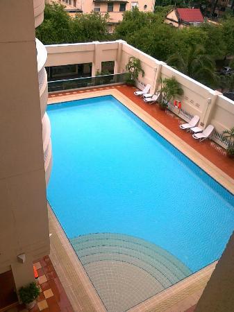Norfolk Mansion: Pool