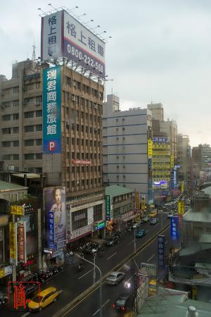CityInn Hotel Plus - Taichung Station Branch: view