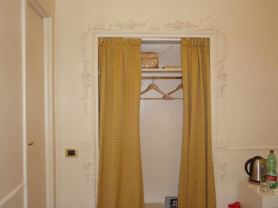 SuitesRome : гардеробная