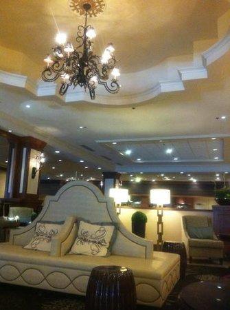 Arcodoro : lobby