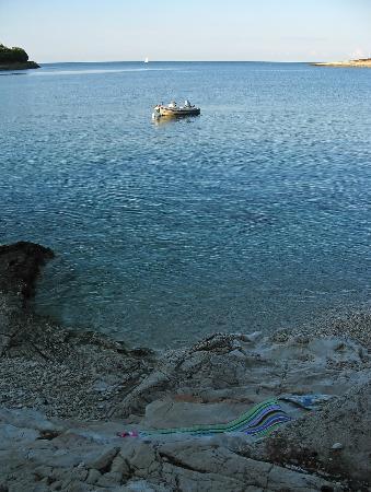 unofficial beach of Centinera resort
