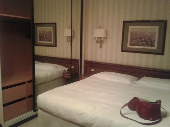 ATAHOTEL Linea Uno Residence: Muy cómoda