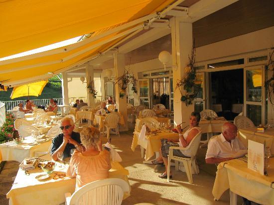 Domaine du Revermont: restaurant