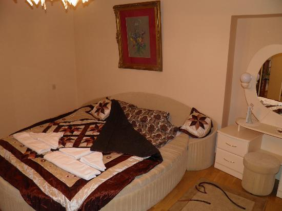 Palac Henrykow: Apartament Deluxe