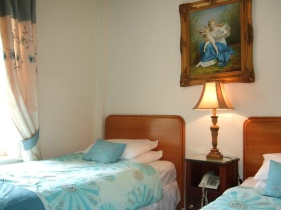 Fennessy's Hotel: Twin Room