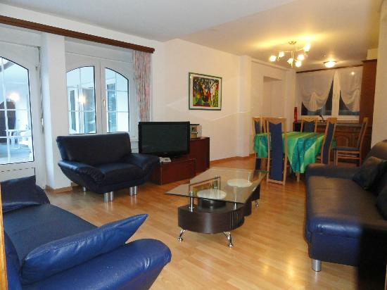 Artist-Apartments & Hotel Garni: one of our apartments