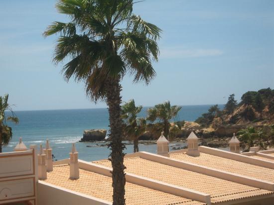 Grande Real Santa Eulália Resort & Hotel Spa : vue du restaurant