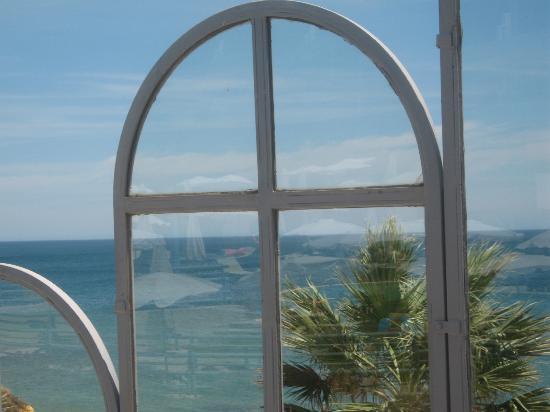 Grande Real Santa Eulália Resort & Hotel Spa : vue sur la mer