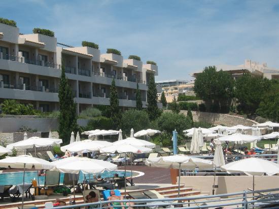 Grande Real Santa Eulália Resort & Hotel Spa : hotel