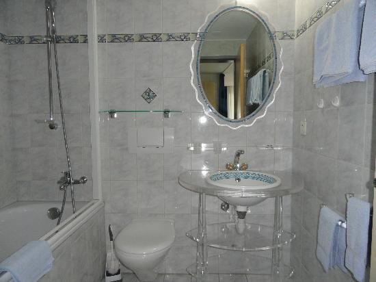 Artist-Apartments & Hotel Garni: Bathroom