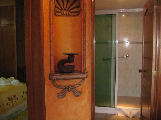 Hotel Quinta Loriffe: habitacion
