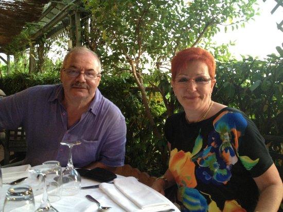 Rochebelle: Cathy et patrice au Roche belle 19 juin 2012