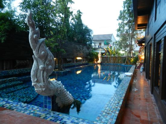 Singha Montra Lanna Boutique Style: Pool