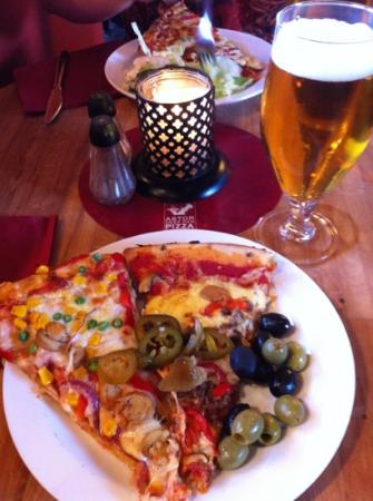 Astor deep pan pizza copenhaga coment rios de - Restaurante astor ...