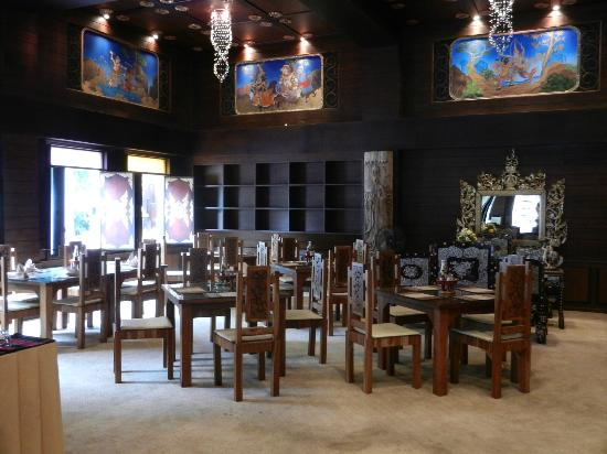 Singha Montra Lanna Boutique Style: Dining area