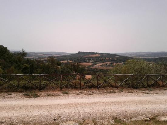 Saturnia Tuscany Country House: Vista panoramica
