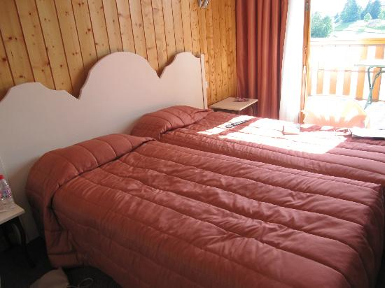 Logis La Spatule : chambre