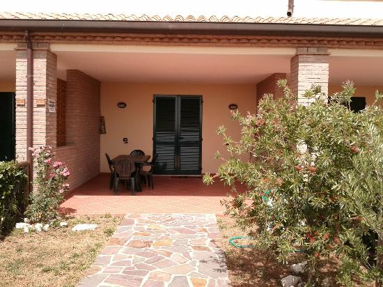 Saturnia Tuscany Country House: Ingresso