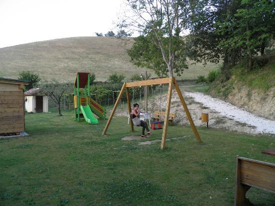 Locanda Montelippo : Area per bambini