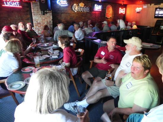 Anchor Inn Restaurant & Bar: Little Current Yacht Club Happy Hour.  Fridays at 300pm