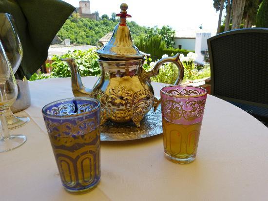 Carmen de Aben Humeya : Mint Tea