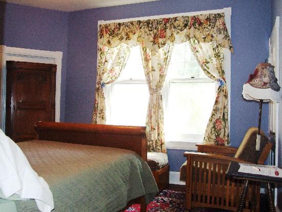 Purcell Darrell House B&B: Darrell room
