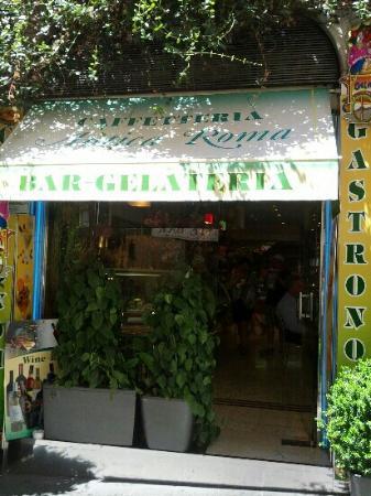 Cafeteria Antica Roma: caffetteria Antica Roma