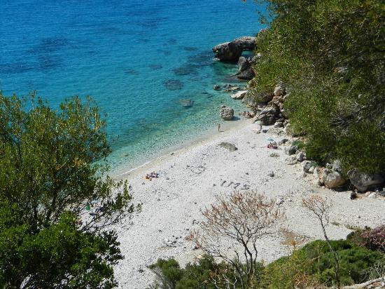 Cala Gonone Beach Village : cala fuili
